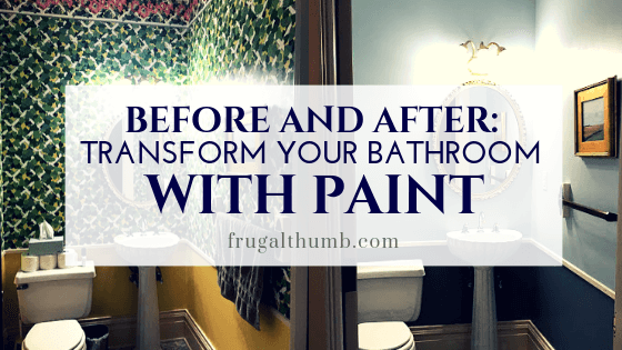 Transform Your Bathroom with Paint